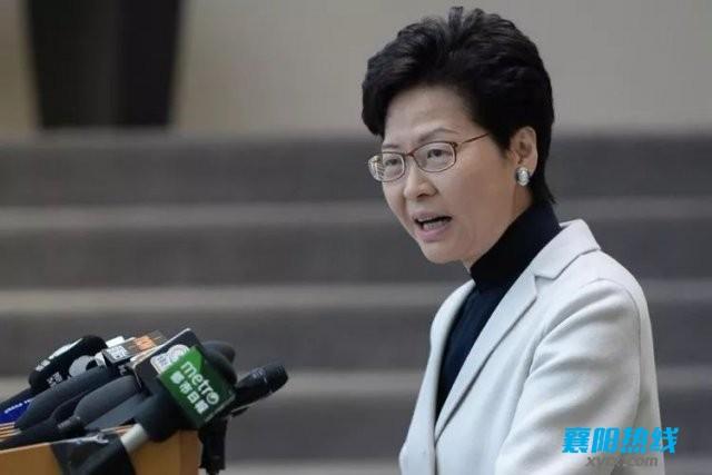 香港特首破例回应孟晚舟特区护照情况
