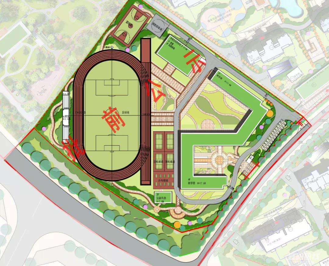 太好了!襄阳将增加一所九年一贯制学校,位于这个地方